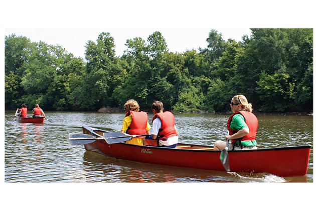 Canoe the Perkiomen