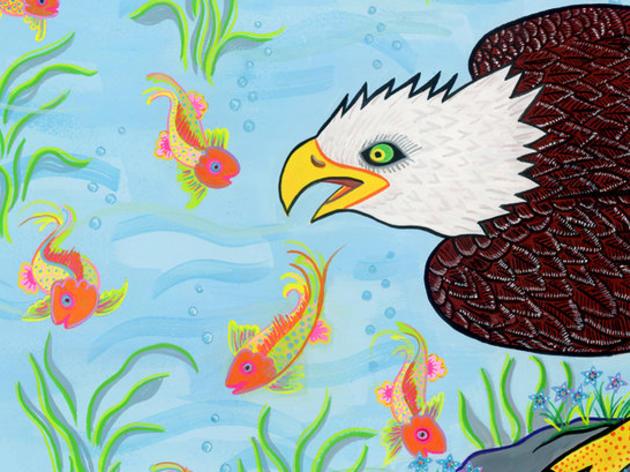 Changing Gallery - Beyond Audubon