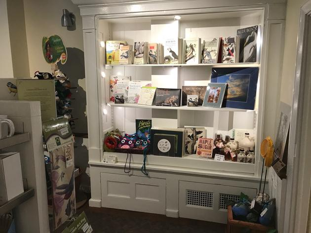 Gift Shop at Mill Grove